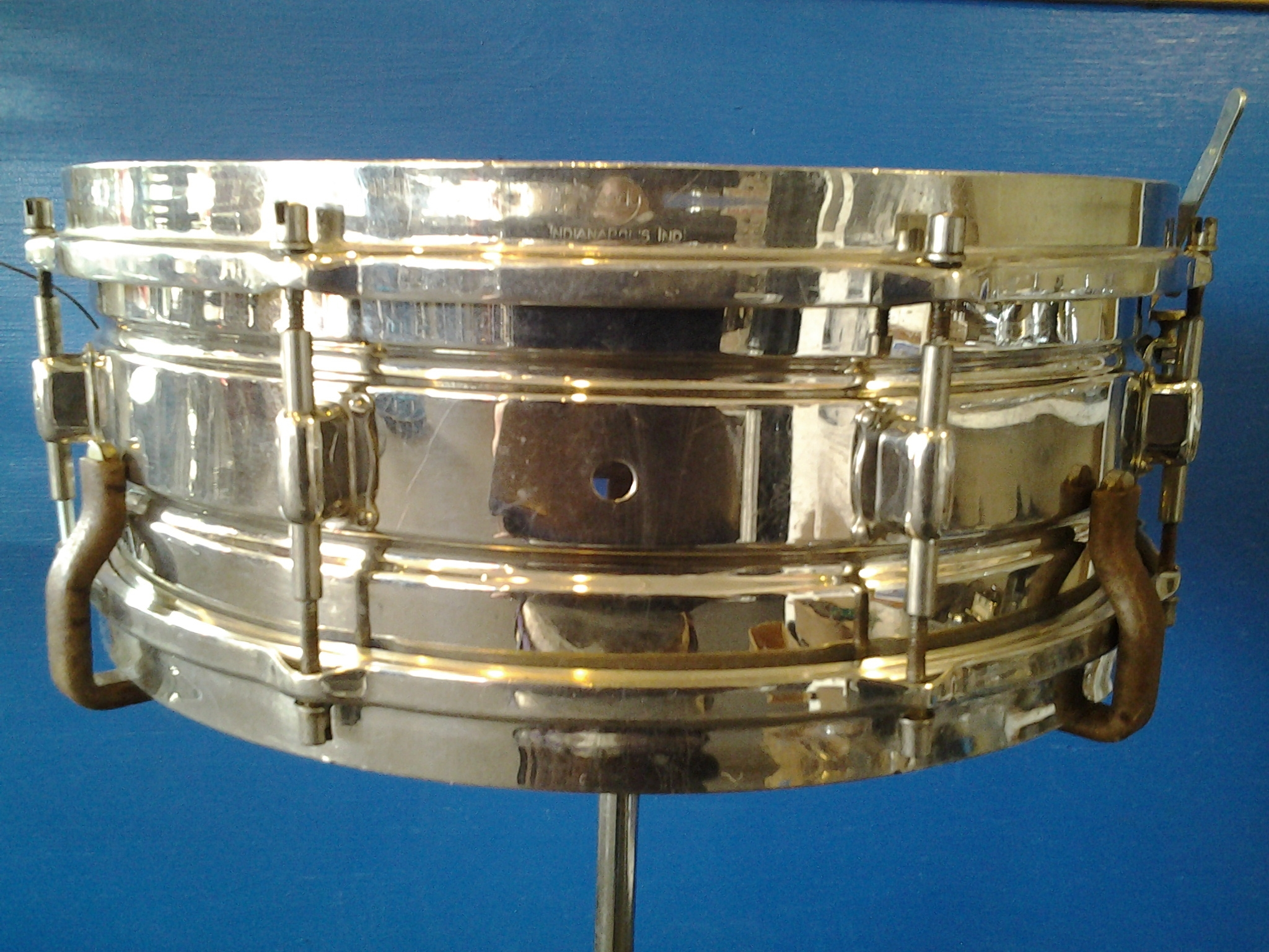 1920 39 s leedy multi model snare drum sam adato 39 s drum shop. Black Bedroom Furniture Sets. Home Design Ideas